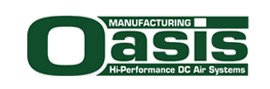 Oasis Manufacturing - Manufacturer of 12 VDC & 24 VDC Vehicle Mounted Air Compressors